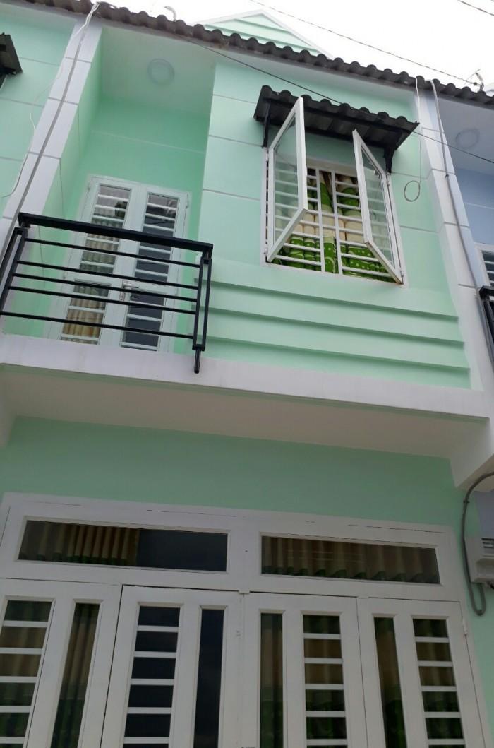 Bán nhà Hà Huy giáp gần ngã tư ga DT 3x9m, 1T1L