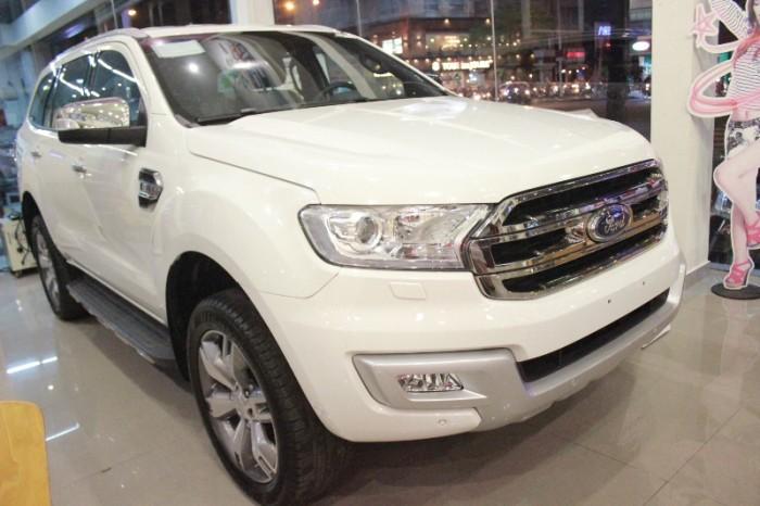 Ford Everest chỉ cần 250 triệu sở hữu ngay