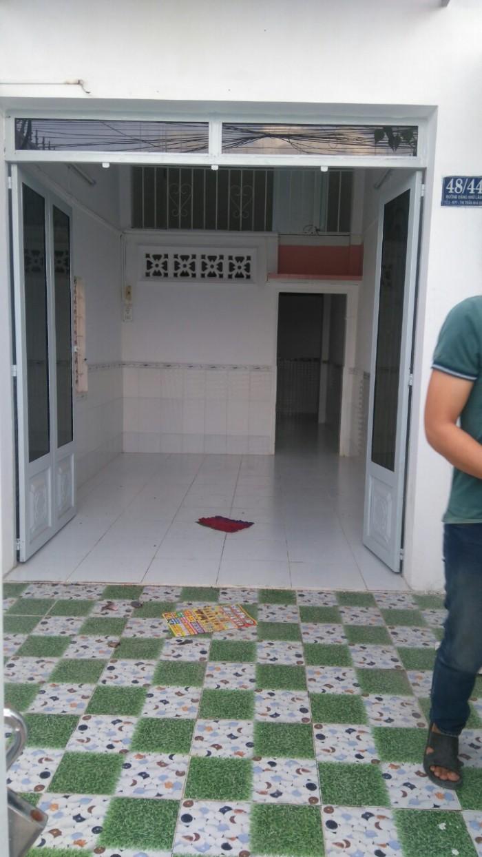 Bán Nhà Sh Riêng Dt 3X13M Trệt Lửng 3 Pn Ngay Thị Trấn Nhà Bè