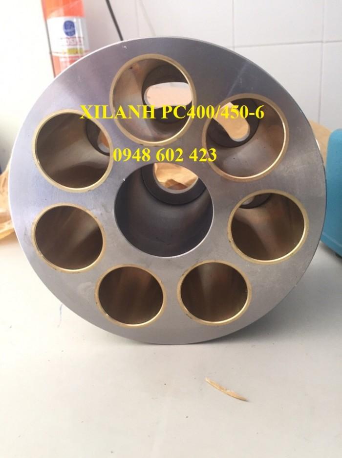 Xilanh bơm tổng PC400/450-6 708-2H-04150. 2