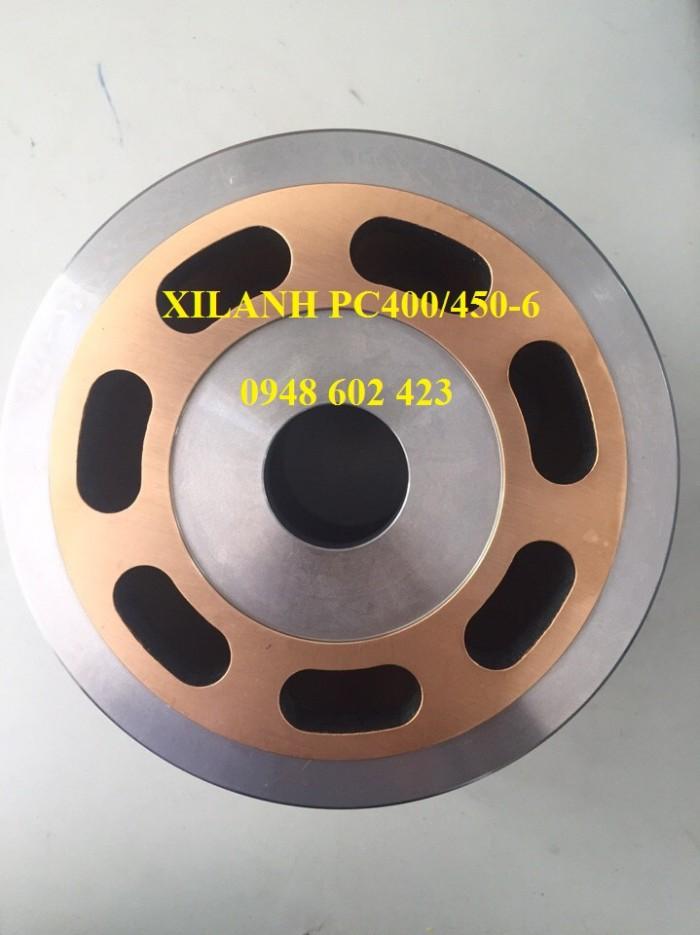 Xilanh bơm tổng PC400/450-6 708-2H-04150. 0