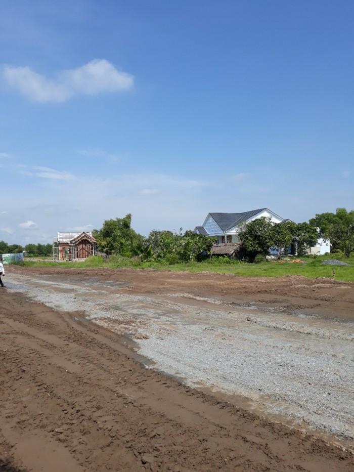 Lô đất giá rẻ bất ngờ gần trung tâm thị trấn Hóc Môn