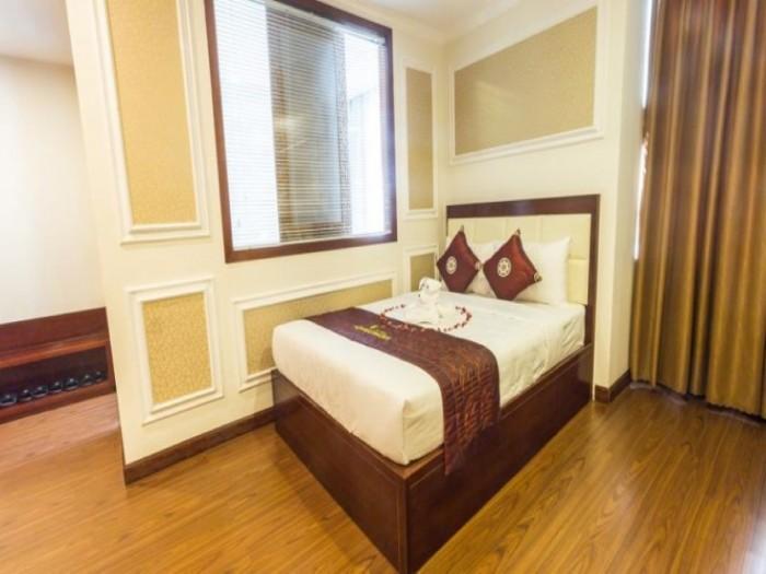 Bán khách sạn nhỏ 15 phòng linh đông thủ đức 90m2