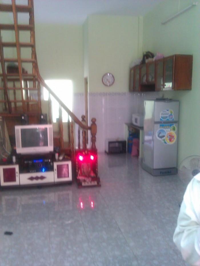 Góp vốn đầu tư bán gấp nhà hẻm đường Phạm Phú Thứ quận 6.