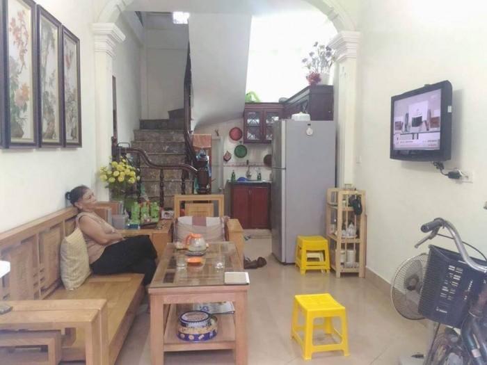 Bán nhà Phố Nguyễn An Ninh, yên tĩnh,ô tô đi qua giá bèo.
