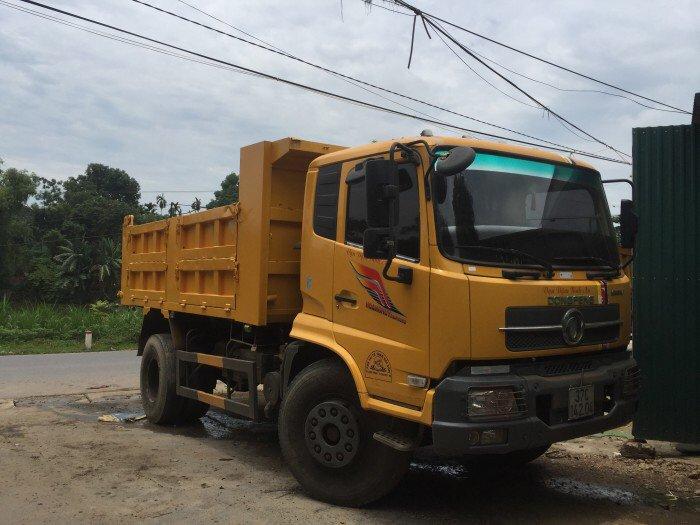 Cần bán xe tải ben Hoàng Huy 8 tấn nhập khẩu đời 2010 đến 2015 0