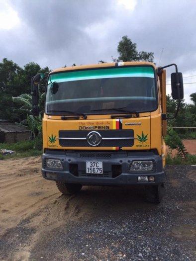 Cần bán xe tải ben Hoàng Huy 8 tấn nhập khẩu đời 2010 đến 2015 1