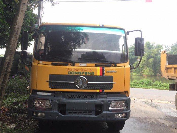 Cần bán xe tải ben Hoàng Huy 8 tấn nhập khẩu đời 2010 đến 2015 2