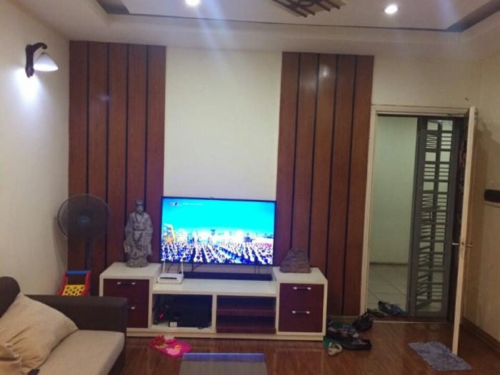 Bán căn hộ  151A Nguyễn Đức Cảnh , Hoàng Mai, diện tích 81.5 m2 giá 23triệu/m2( Bao gồm nội thất)