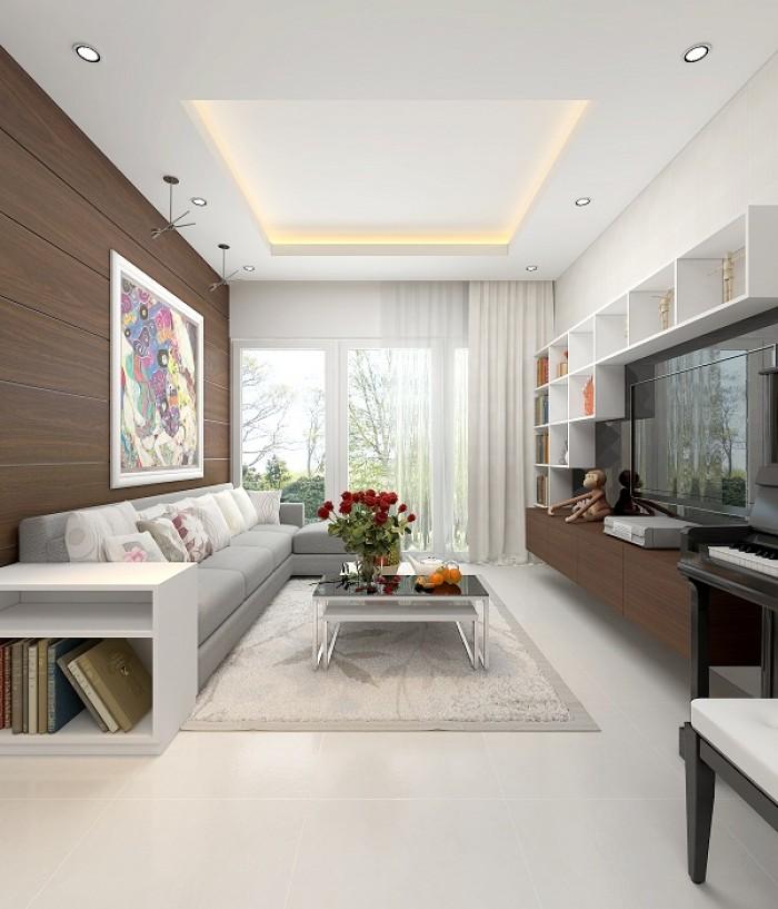 Cho thuê gấp nhà mặt tiền đường Bàu Cát, Phường 14, Quận Tân Bình. 56m2
