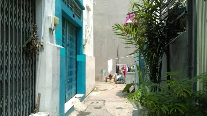 Bán nhà hẻm Phú Thọ Hoà, P.Phú Thọ Hoà: 3,3x17m