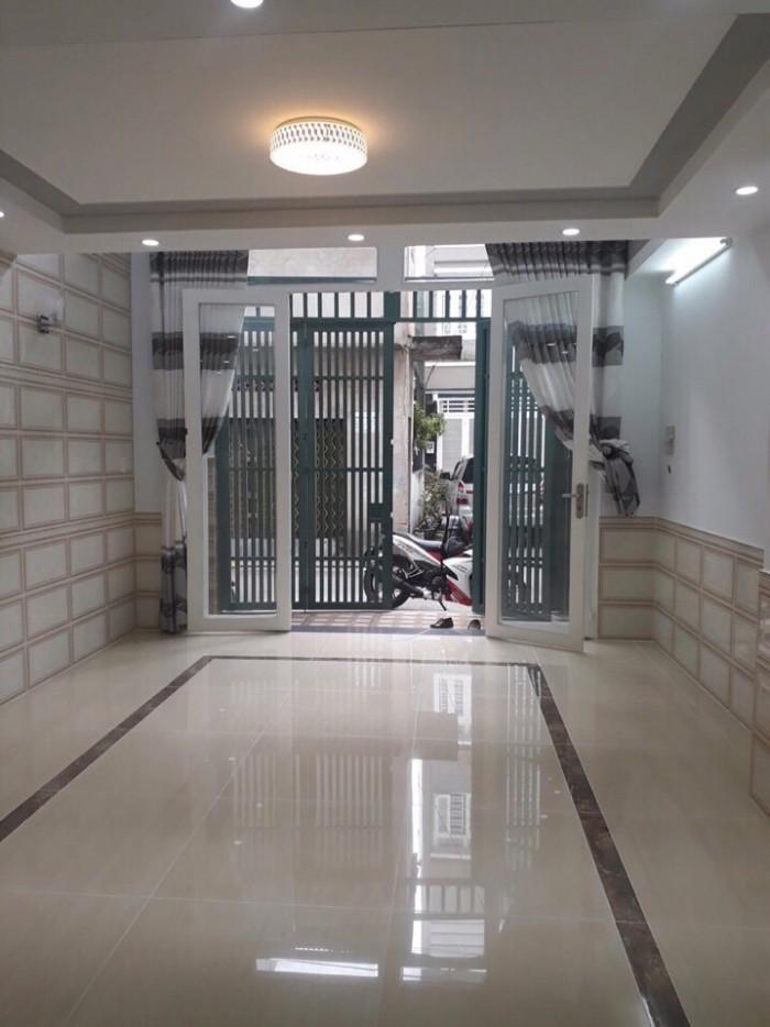 Bán nhà MT Hoa Lài, DT 4* 12m, ngay Phan Xích Long, khu trung tâm
