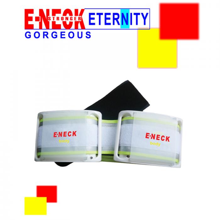 Đai massage Bụng Eneck 669 Nhật Bản, nhỏ gọn dễ sử dụng
