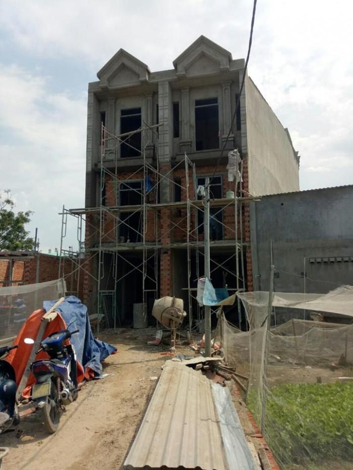 Cần bán gấp 2 căn nhà 1 trệt 2 lầu , tân thới hiệp, Dương thị Mười , quận 12.