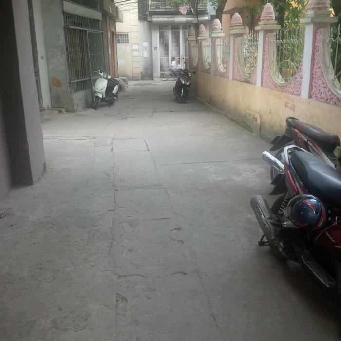 Bán gấp nhà mặt ngõ 73 Nguyễn Lương Bằng, Đống Đa 22m2 x4 tầng