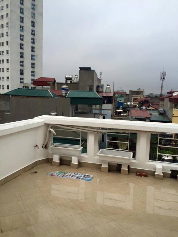 Siêu rẻ 4 tỷ Đào Tấn, Ba Đình 40m2, 4t, mt 10m ngõ ô tô, kinh doanh tốt.
