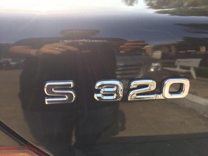 Mercedes S320 năm sản xuất 1995