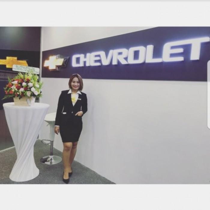 Chevrolet Trailblazer sản xuất năm 2017