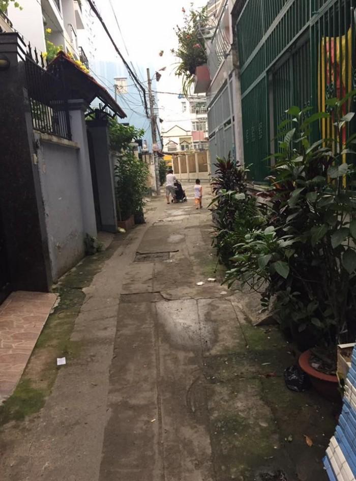 Nhà hẻm xe hơi Nguyễn Thượng Hiền, P.5 Bình Thạnh