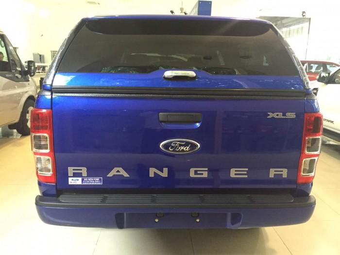Ford Ranger XLS AT, giao ngay đủ màu, giá ưu đãi,