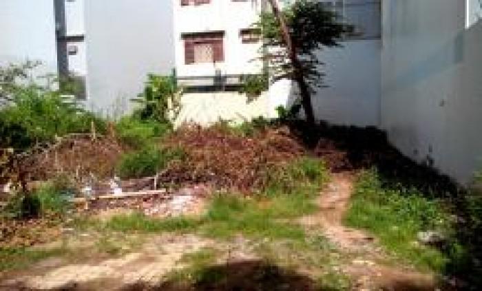 Bán lô đất 2MT gần Quốc Lộ 1A, huyện Bình Chánh