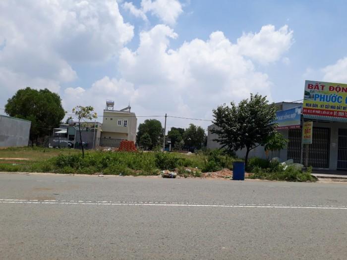 Bán gấp 600m2 đất thổ cư mt chợ. Trung tâm tp mới bd