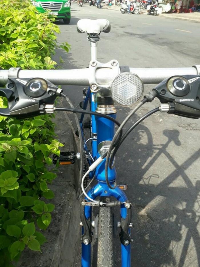Xe đạp touring Precision (Japan)