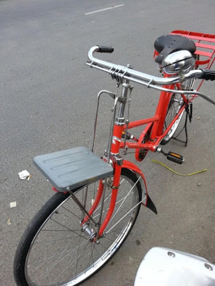Xe đạp phượng hoàng thư báo