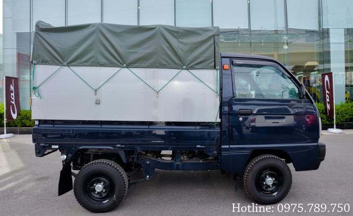 Cần bán xe Suzuki 5 tạ, Suzuki truck, thùng kín, thùng phủ bạt, giao xe ngay 5