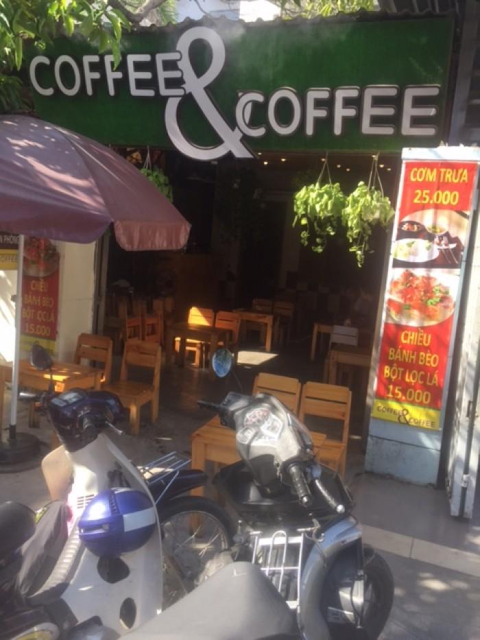 Sang quán Cơm văn phòng - Cafe đông khách bên cạnh Đại Học Hoa Sen