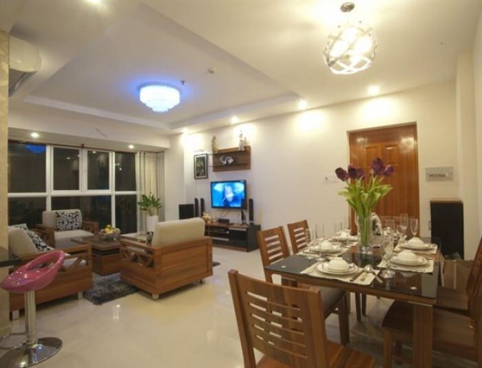 Ngọc Lan Apartment 96m2, 2PN – 2WC, đang cho thuê full nội thất