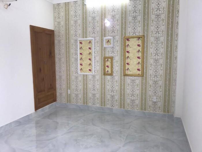 Bán nhà riêng 1 trệt 3 lầu MT đường thông XTS 23,DT:(5x19)m2