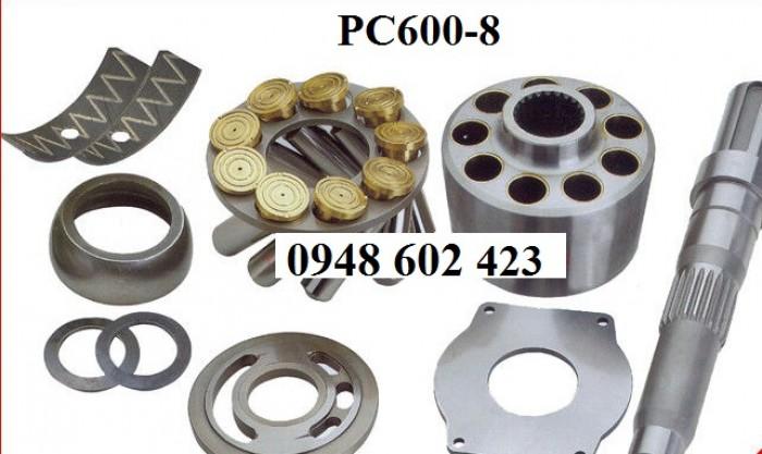Ruột bơm thủy lực PC600-8/ Main Pump Parts PC600-8.