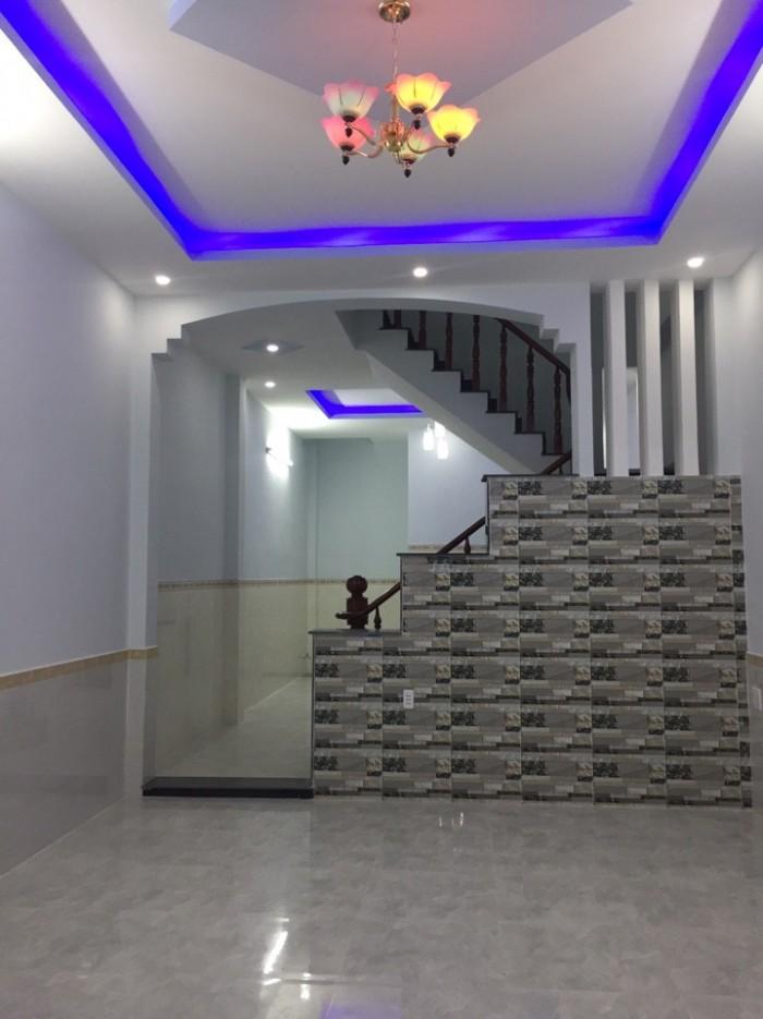 Cho thuê nhà MT Nguyễn Thị Minh Khai, Q3, DT 4*20