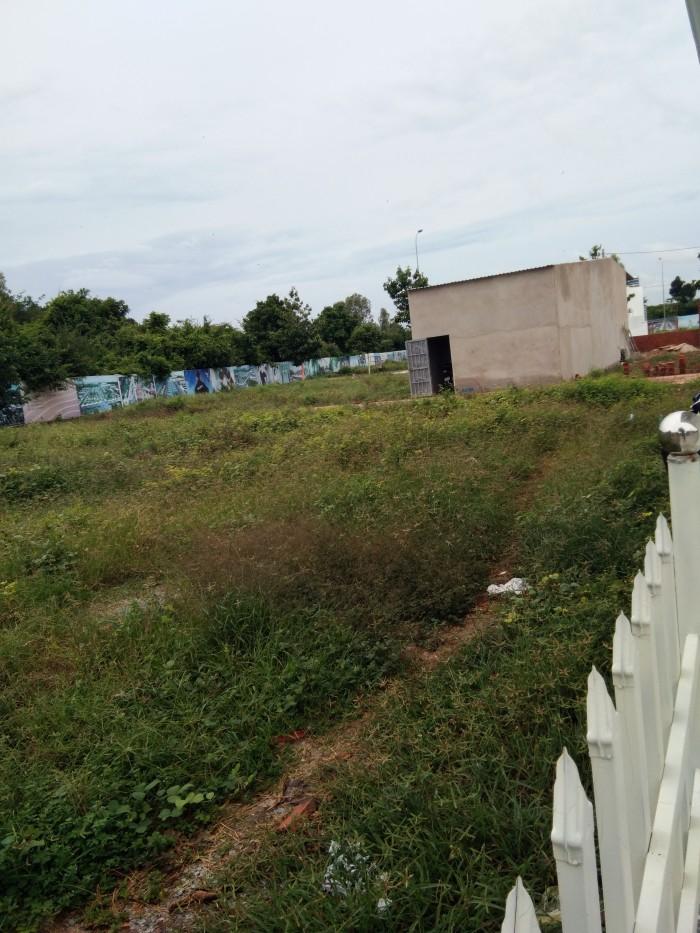 Đất đường cmt8 gần trường cđ Sư Phạm