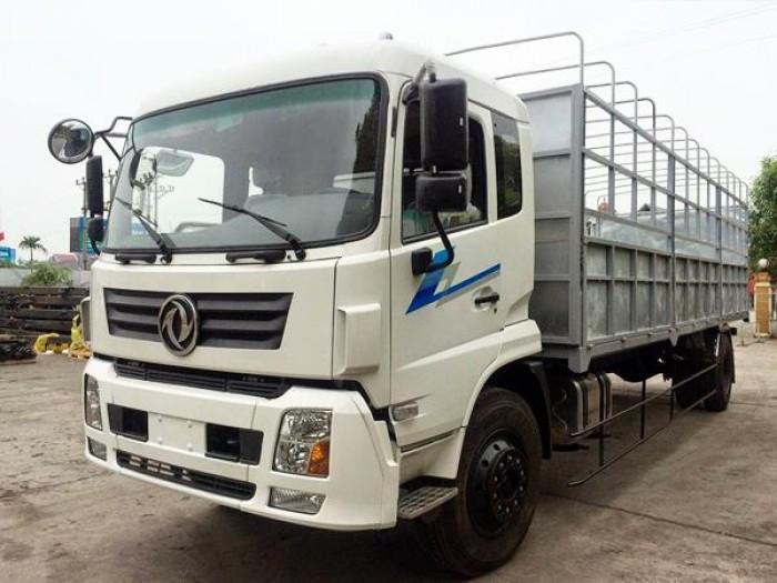 Dongfeng Việt Trung 9.5 tấn thùng bạt hỗ trợ vay vốn tối đa 2