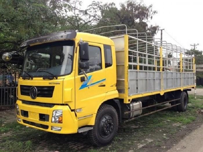 Dongfeng Việt Trung 9.5 tấn thùng bạt hỗ trợ vay vốn tối đa 1