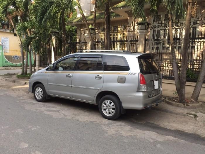Cần bán xe Innova 2010 bản V số tự động cao cấp, xe nhà đang đi sài kỹ