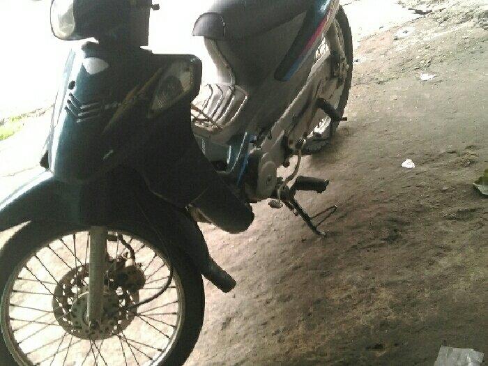 Suzuki 110cc viva R zin 1
