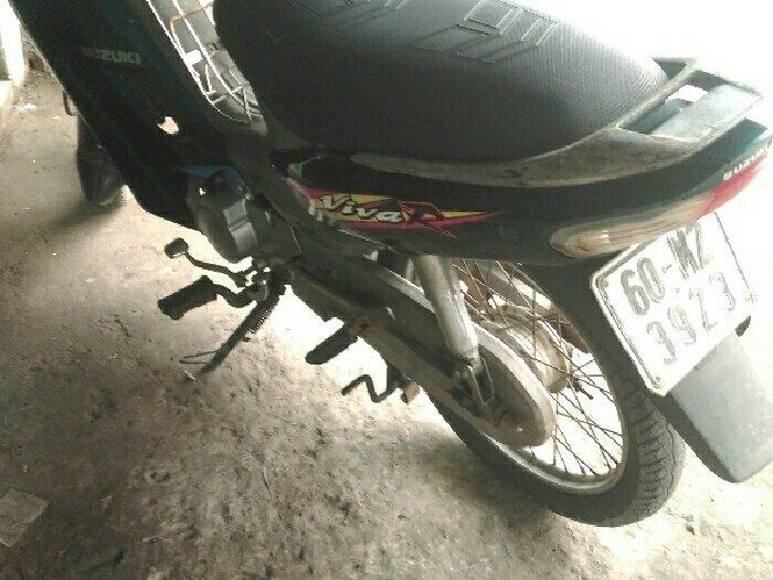 Suzuki 110cc viva R zin 2
