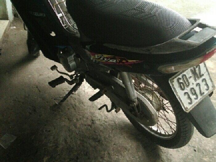Suzuki 110cc viva R zin 4