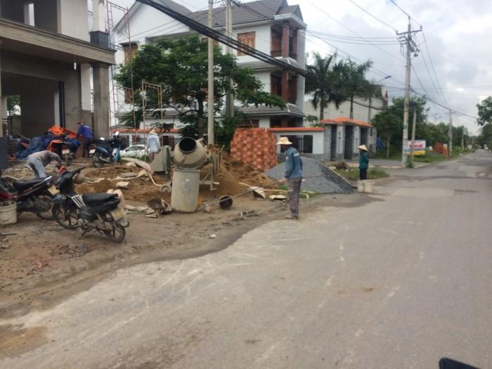 Đất nền xã Lộc An, Gần trung tâm thị trấn 110m2 Thổ cư Sổ đỏ riêng, đường nhựa trước nhà. Giá rẻ!