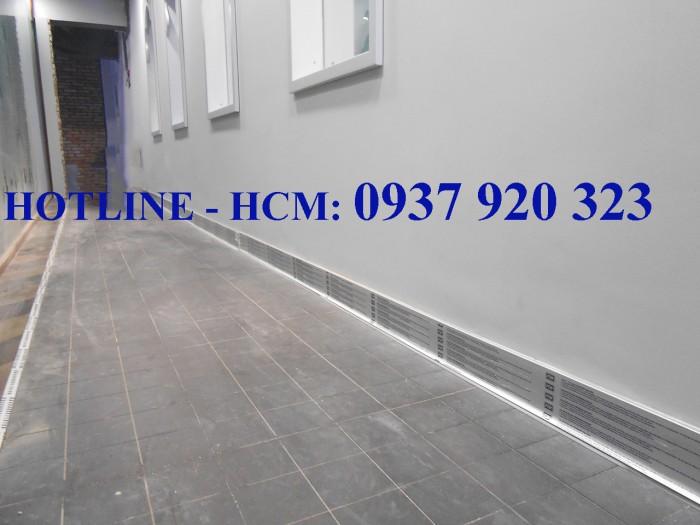 Chuyên cung cấp nẹp len chân tường - len trang trí nội thất - nẹp nhôm trang trí