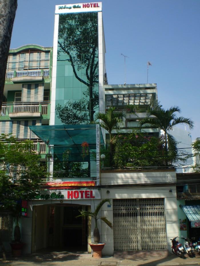 Bán nhà Mặt Tiền Đặng Thị Nhu - Calmette Q1. DT: 4M x 22M