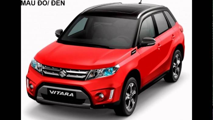 Suzuki Vitara 2017 Nhập Khẩu Châu Âu