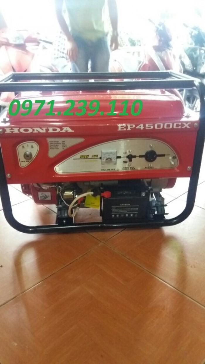 Máy phát điện Honda EP4500CX Đề Nổ giá rẻ chất lượng niềm tin nhất
