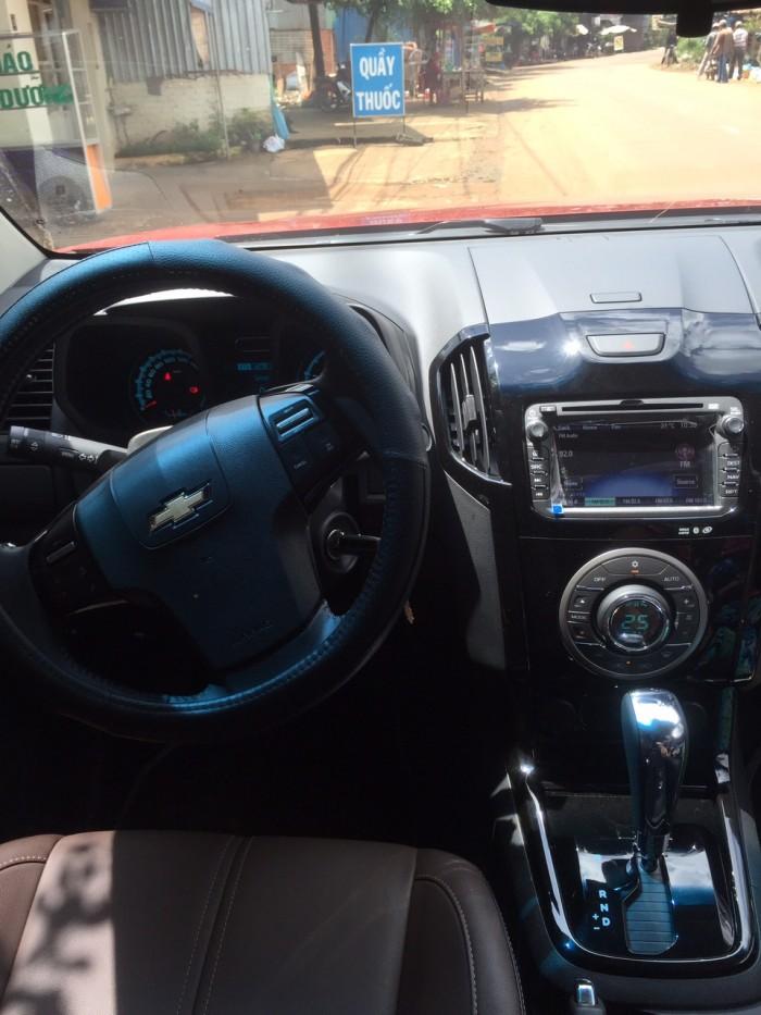 Cho thuê xe tháng Chevrolet Colorado 2.8 High country 2016