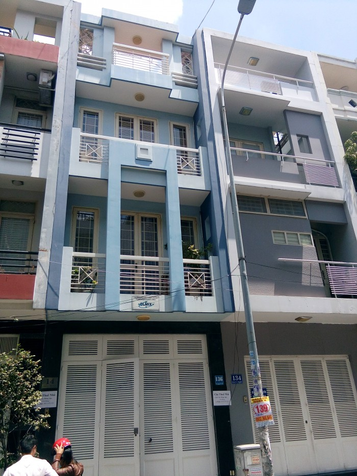 Cần bán gấp nhà 74A Phan Tây Hồ P7 Phú Nhuận