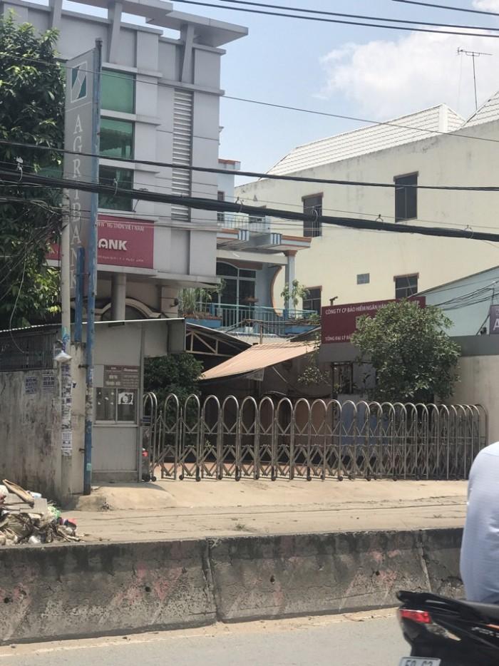 Bán mặt bằng đường Huỳnh Tấn Phát Q7 1201m2, nở hậu 24m, giá 42,5 tỷ