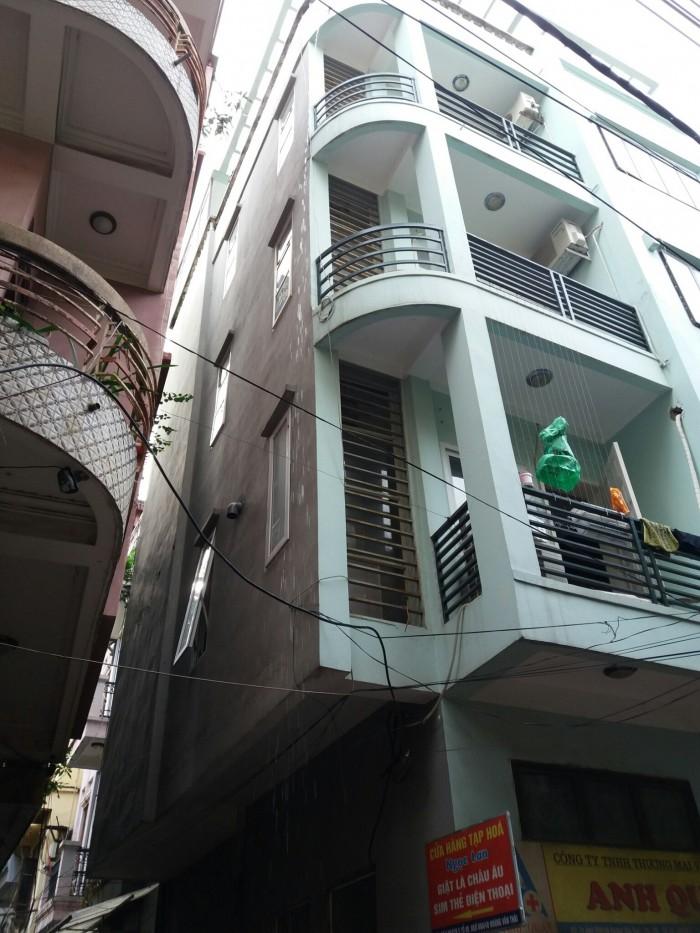 Bán nhà khu vực Lê Trọng Tấn,Thanh Xuân, 55m2, 5 tầng, gara để 2 ô tô,kinh doanh tốt